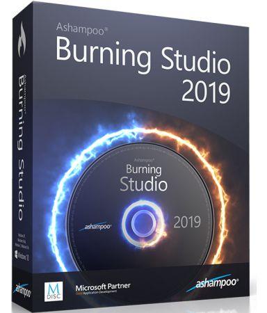 Ashampoo Burning Studio 2019 1.20.2 Multilingual