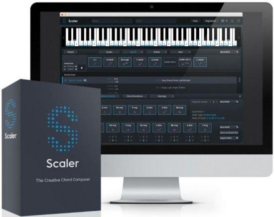 Plugin Boutique Scaler 1.8.0