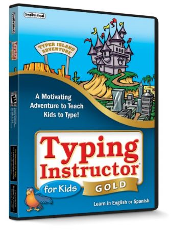 Individual Software Typing Instructor for Kids Gold 1.1