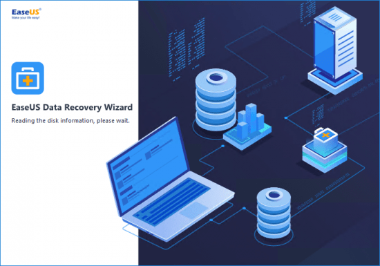 EaseUS Data Recovery Wizard 12.9.1 (x64) WinPE