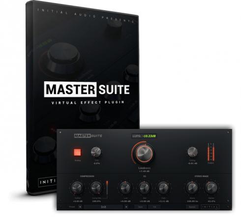 Initial Audio Master Suite 1.0.0