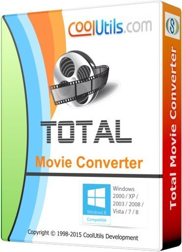Coolutils Total Movie Converter 4.1.0.32 Multilingual