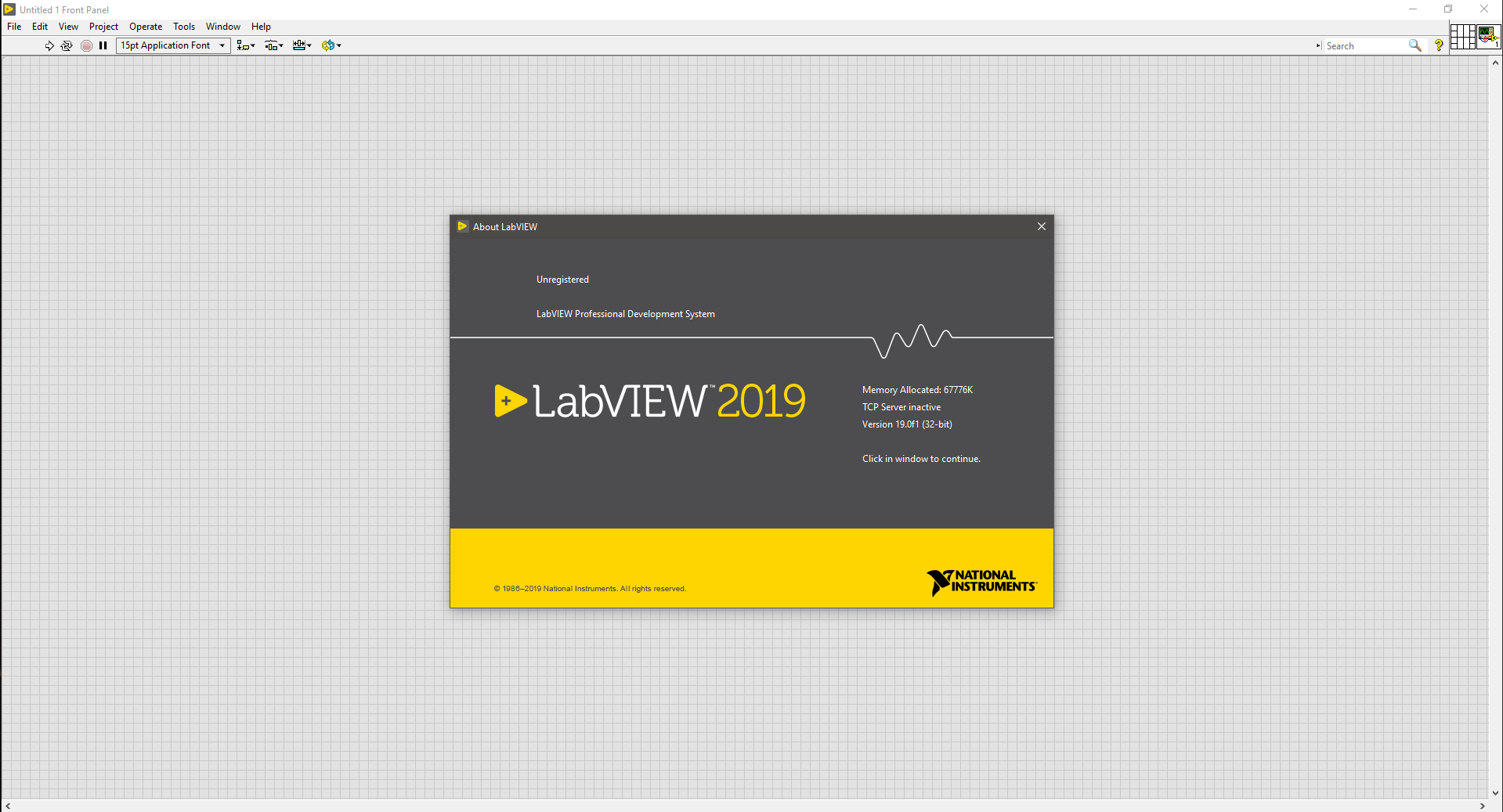 Download NI LabView 2019 0 1 (x86-x64) - SoftArchive