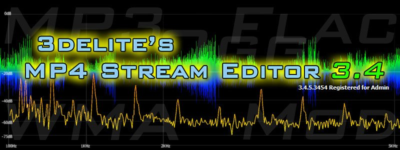 Download 3delite MP4 Stream Editor 3 4 5 3482 - SoftArchive