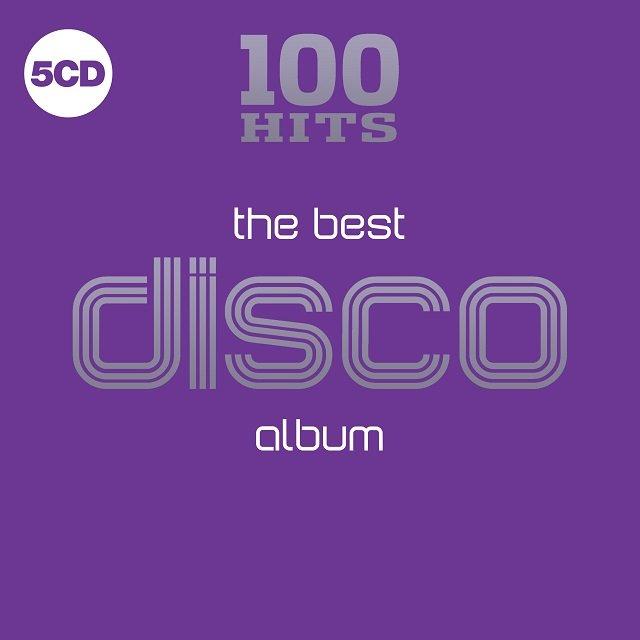 Download VA - 100 Hits – The Best Disco Album (5CDs) (2018