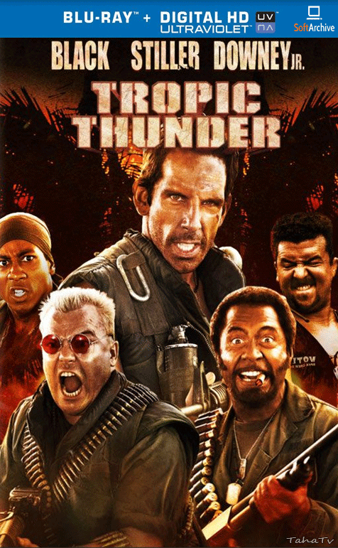 Download Tropic Thunder 2008 Unrated 1080p 10bit Bluray 6ch X265 Hevc Psa Softarchive