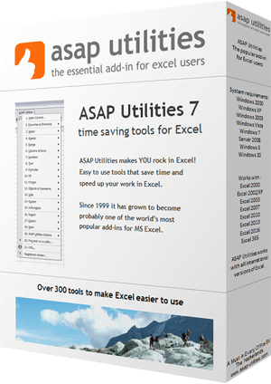 ASAP Utilities 7.6.2 Multilingual