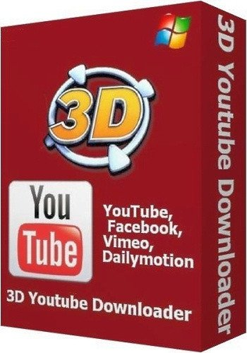 3D Youtube Downloader - Batch 2.10.10 Multilingual + Portable