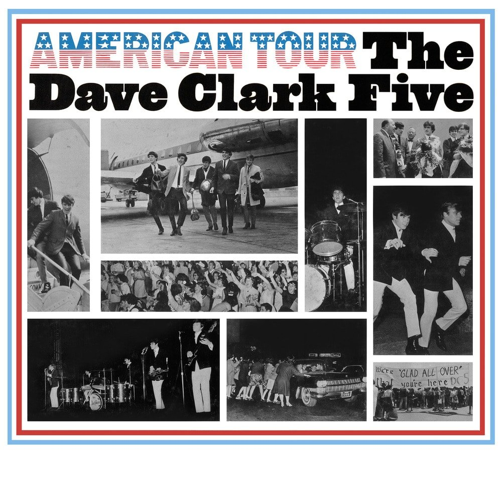 Download The Dave Clark Five - American Tour (Remastered) - 1964