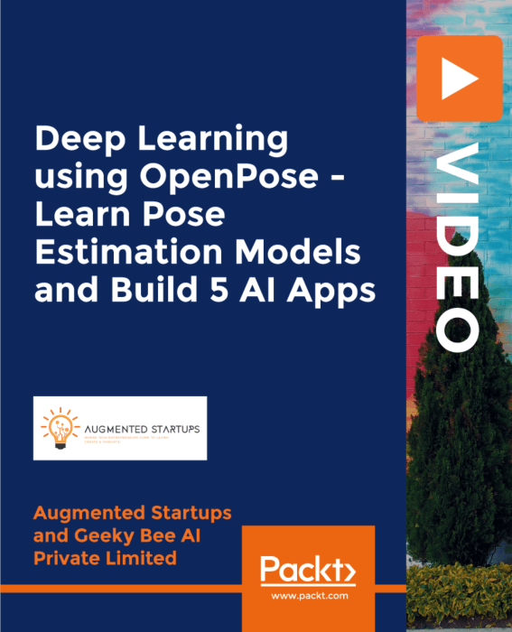 Download Deep Learning using OpenPose - Learn Pose Estimation Models