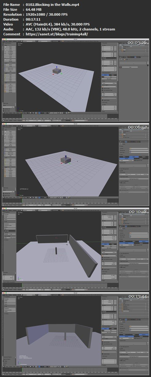 Creating a Game Environment in Blender and Unity ...