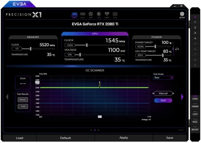 Download EVGA Precision X1 0 4 4 0 - SoftArchive