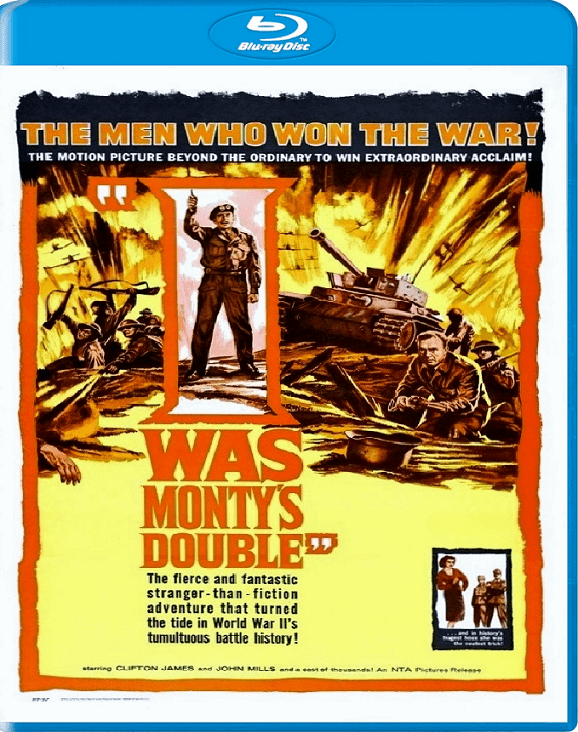 Download I Was Montys Double 1958 BRRip XviD MP3-XVID