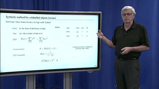 Coursera - Analysis of Algorithms (Princeton University)