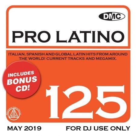 DMC Pro Latino 125 (2Cd) (2019)