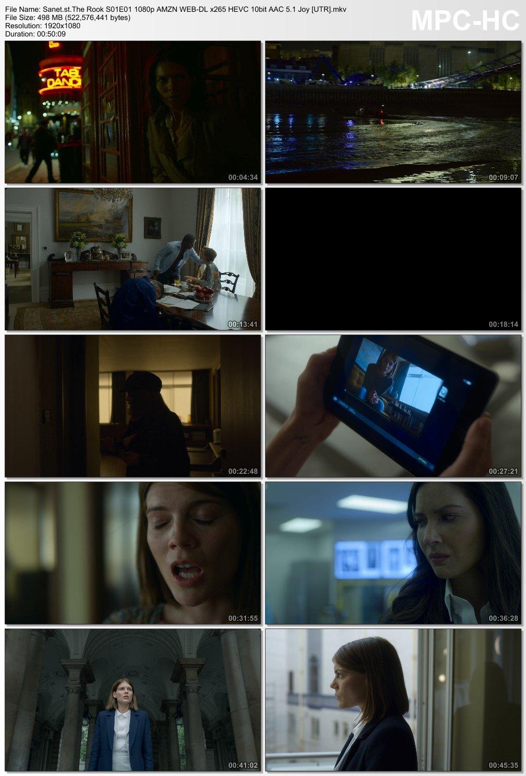 Download The Rook S01E01 1080p AMZN WEB-DL x265 HEVC 10bit AAC 5 1