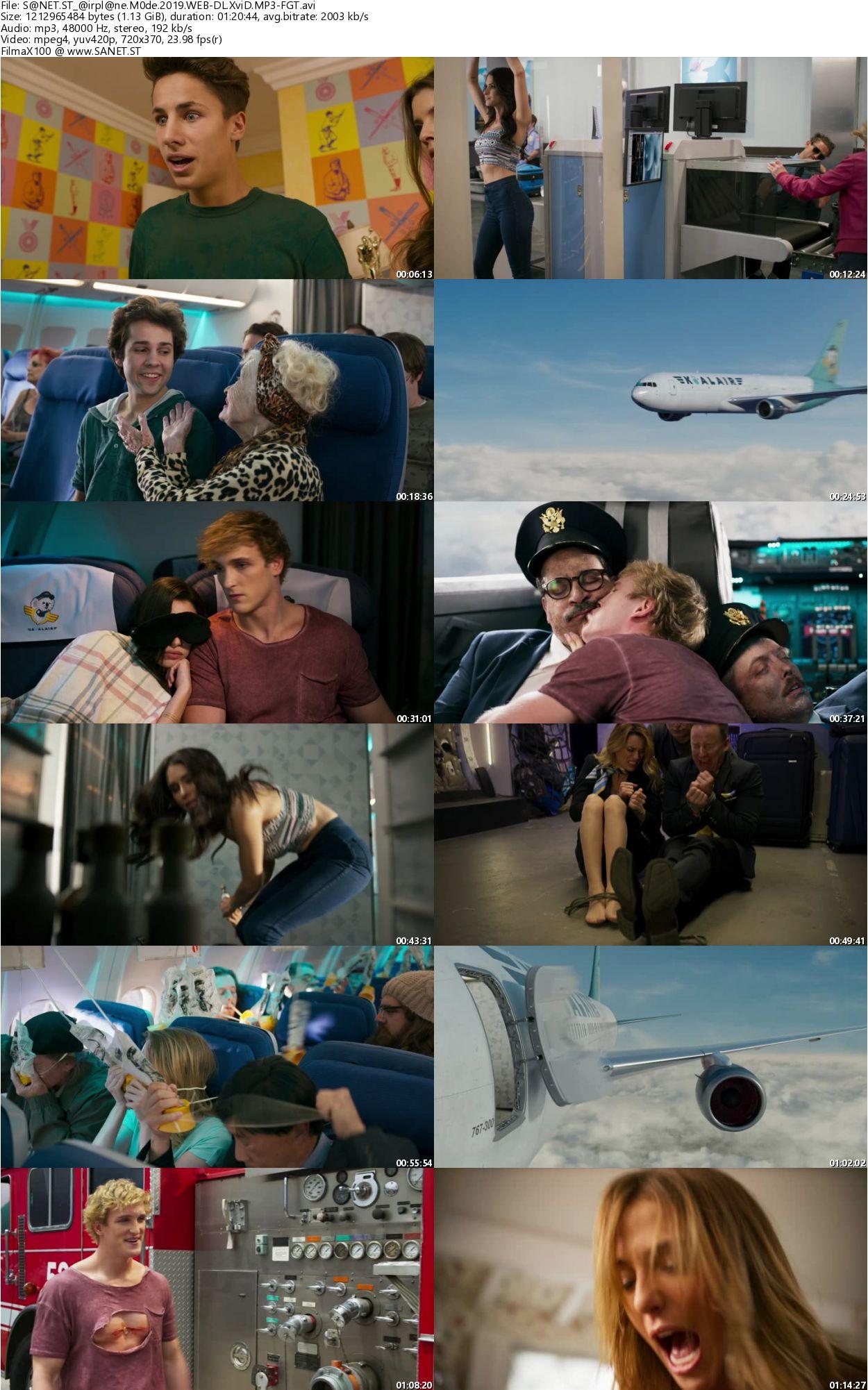 Amanda cerny airplane mode
