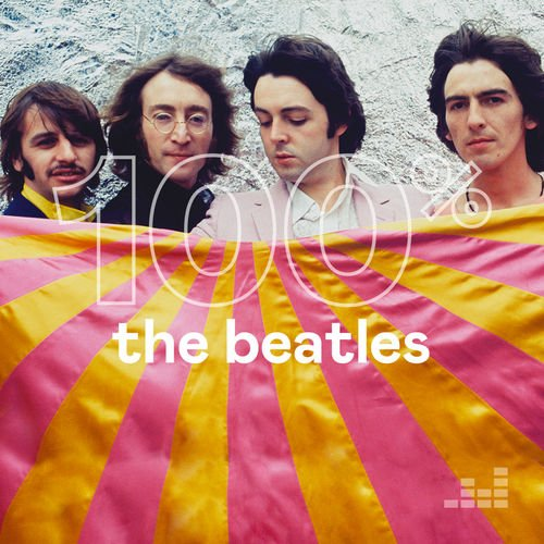 Download The Beatles - 100% The Beatles (2019) MP3/FLAC