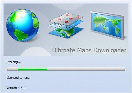 Ultimate Maps Downloader v4.8.0