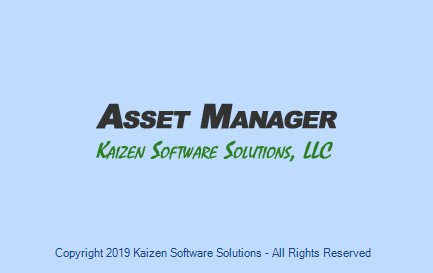 Asset Manager 2019 Enterprise 3.1.1000.0