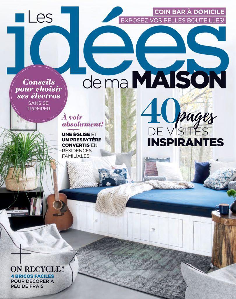 Download Les Idées De Ma Maison Octobre 2019 Softarchive