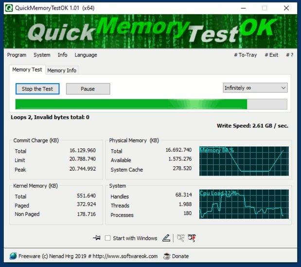 QuickMemoryTestOK 1.41 + Portable [verificar rápidamente la RAM] [Multilenguaje] [UL.IO] MyvWy6C5EEMroamsxPXCYDRaBaMRfjk1