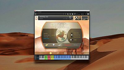 Download Evolution Series World Strings Oud KONTAKT