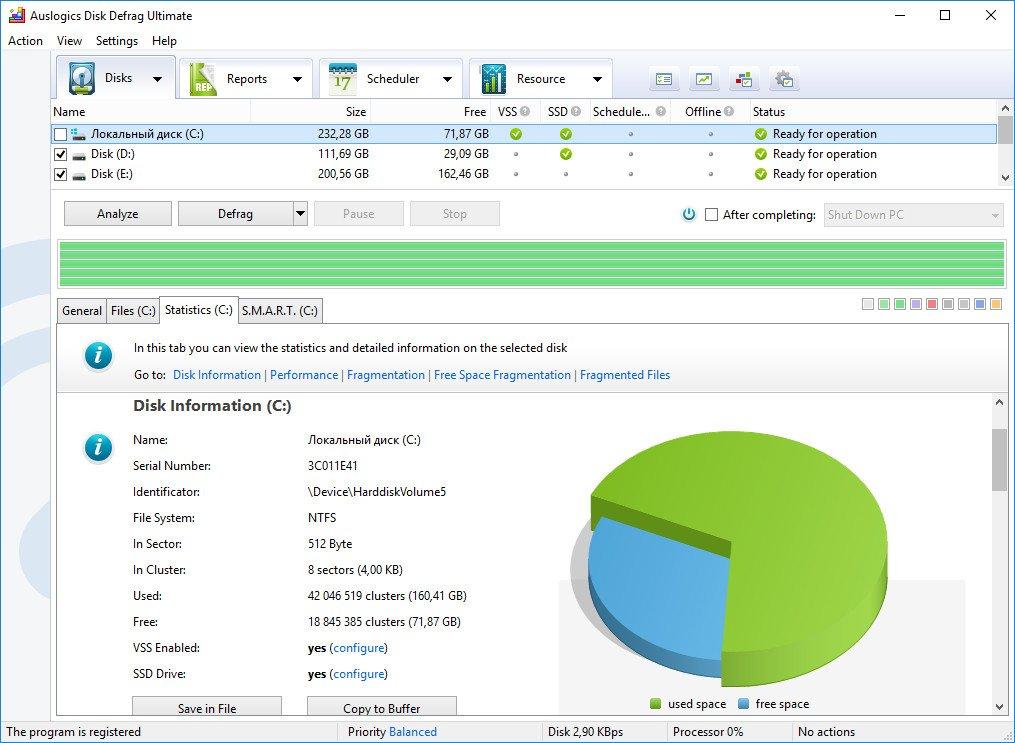 Auslogics Disk Defrag Pro 9.5.0 [Multilenguaje] [UL.IO] SWIcjEnPVfJR8USqclR6XEVZ5cQZkglN