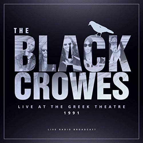 Download The Black Crowes - Live at The Greek Theatre 1991