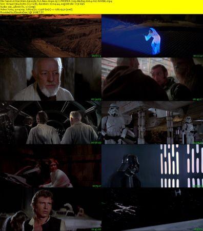 Star Wars: The Complete Saga (Episodes I-VI) 720p BluRay ...