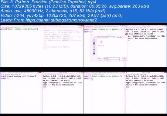 TGx:Udemy - Python Programming Tutorial- Learn Online