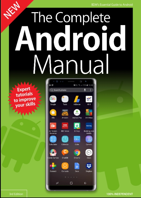 Download The Complete Android Manual