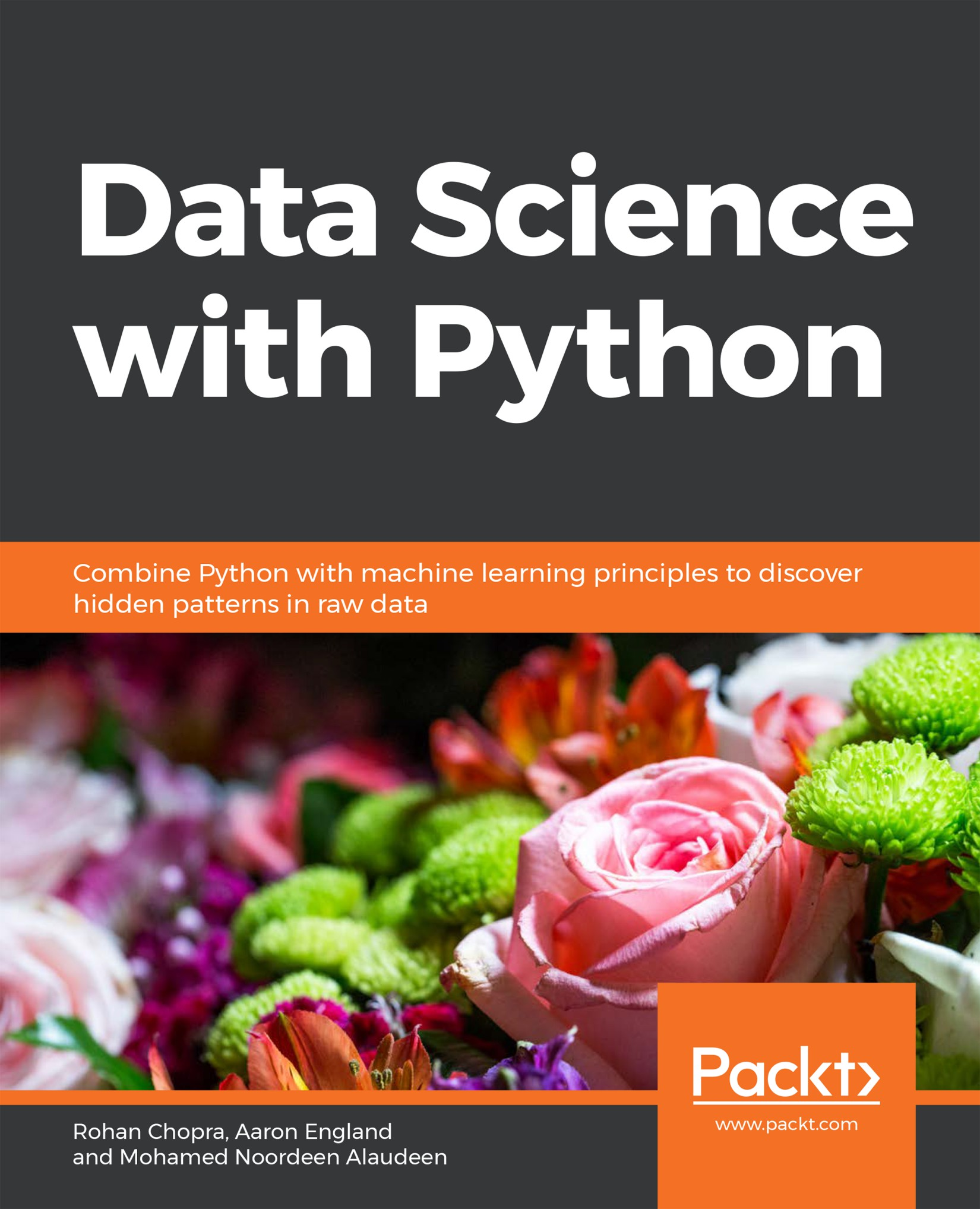 Download Data Science with Python: Combine Python with