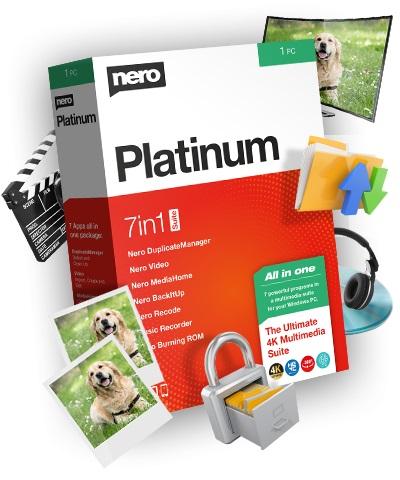 Nero Platinum 2020 Suite v22.0.00900 Multilingual