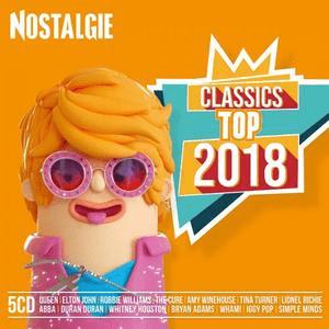 VA - Nostalgie Classics Top 2018 (2018), FLAC