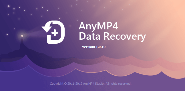 AnyMP4 Data Recovery 1.0.10 Multilingual