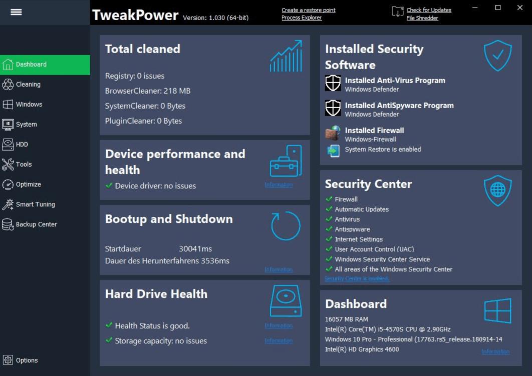 TweakPower 1.085  [Multilenguaje] [Dos Servidores] Nc45Nb7YbNLHkjxjoi12aSyifisGz7tX