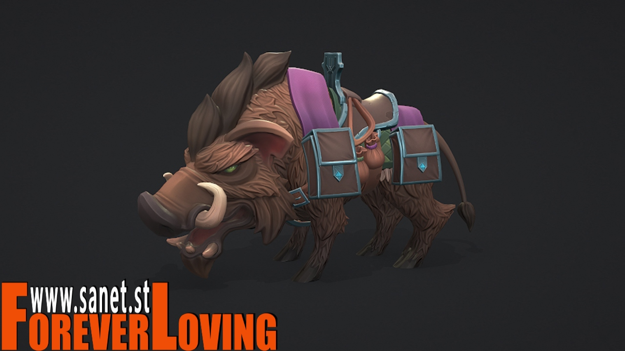 Download Modeling and Texturing Animals for Games - SoftArchive