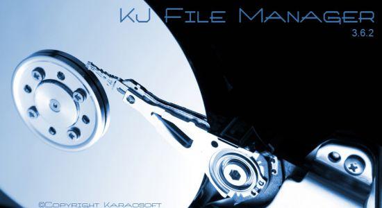 Karaosoft KJ File Manager 3.6.2