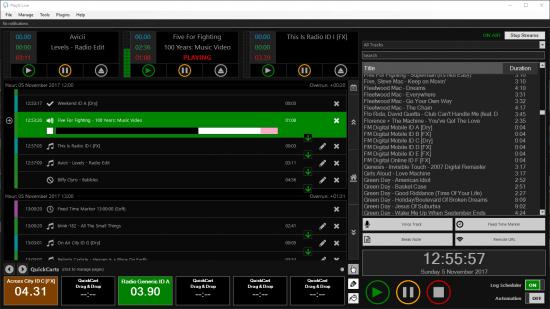PlayIt Live 2.04 Build 2625