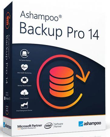 Ashampoo Backup Pro 14.0.4 (x64) Multilingual