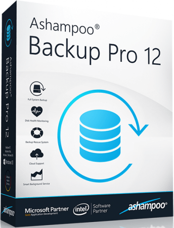 Ashampoo Backup Pro 12.05 (x64) Multilingual