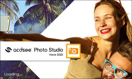 ACDSee Photo Studio Home 2020 23.0 Build 1323