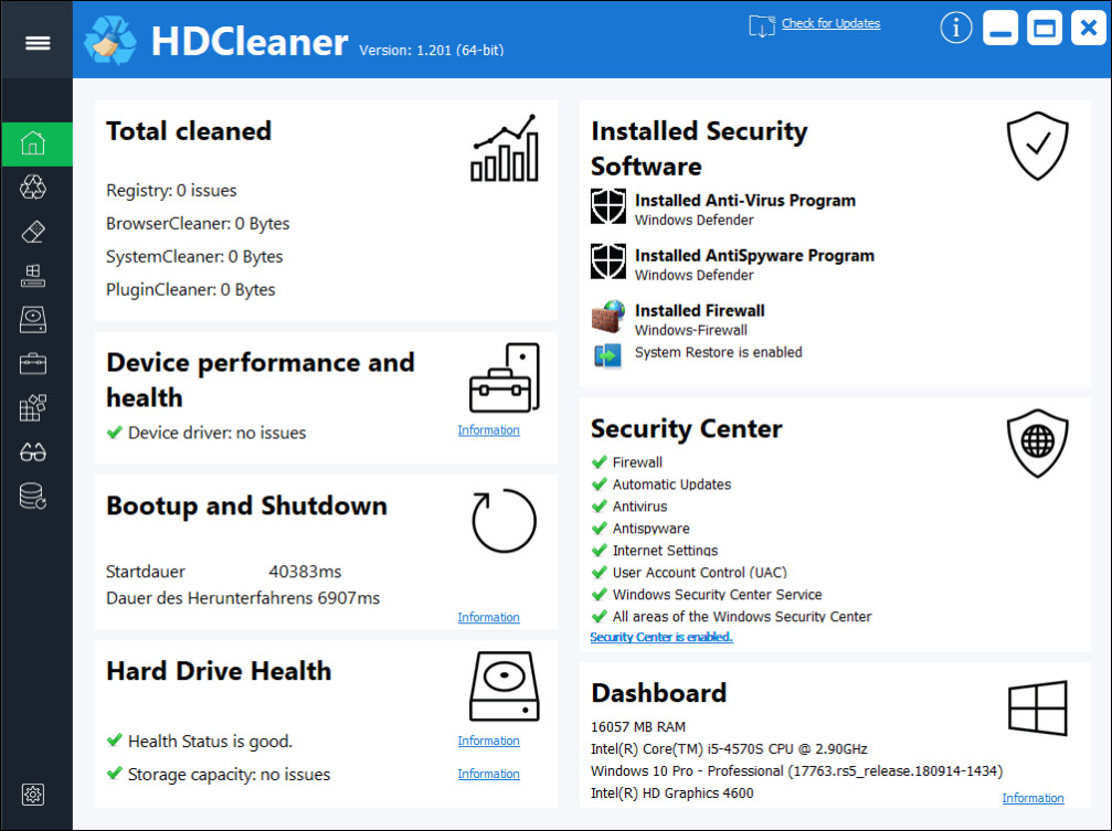 HDCleaner 1.293 + Portable [Multilenguaje] [UL.IO] TiA2VB2PjBSDBwSMkqwUJy68Rfwf13vv