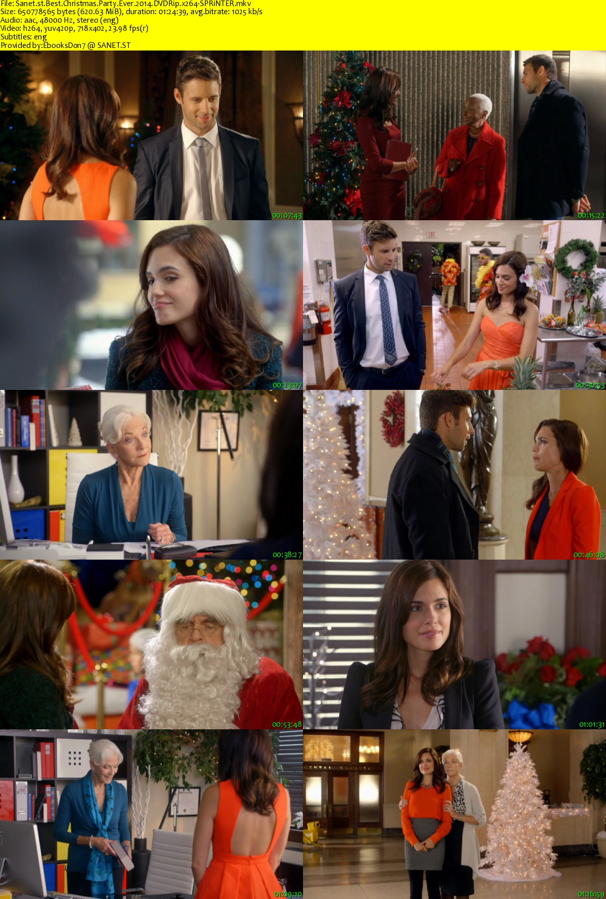 Best Christmas Party Ever.Download Best Christmas Party Ever 2014 Dvdrip X264 Sprinter