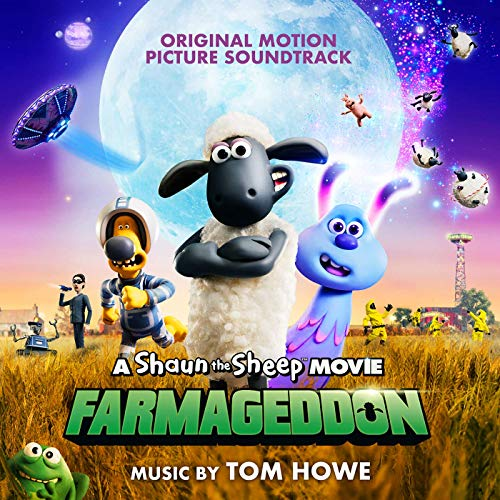 VA - A Shaun the Sheep Movie: Farmageddon OSt (2019)