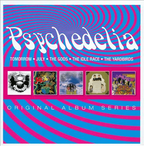 VA - Psychedelia: Original Album Series (2014)