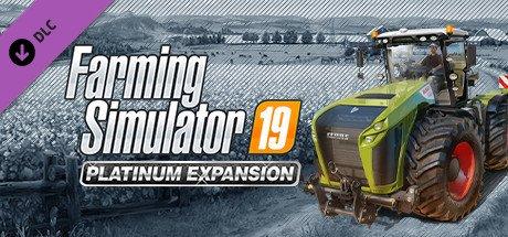Farming Simulator 19 Platinum Expansion-HOODLUM