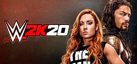 WWE 2K20-CODEX