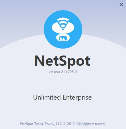 NetSpot Unlimited Enterprise 2.11.705 Multilingual